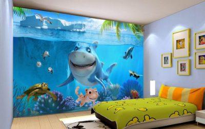 21 Best Cartoon Wallpapers For Kids Room Wallpapersifu