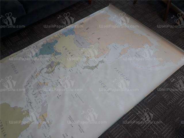 World map Wallpaper 2 - Zanko